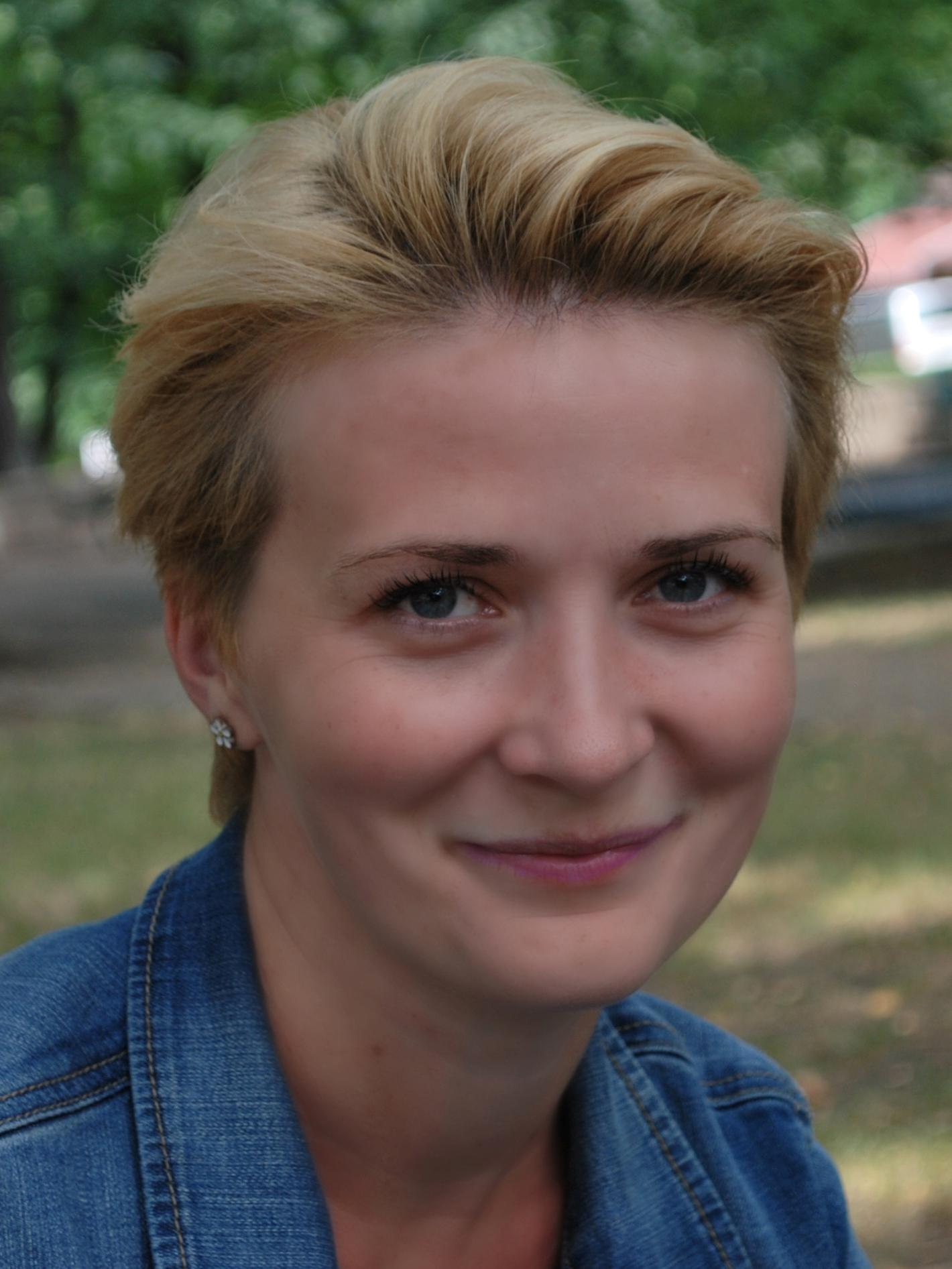 Kierownik Aneta Solarz